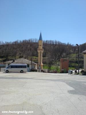 Егрек джамията