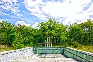 Стария басейн на Крумовград