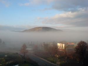Приказна мъгла в Крумовград