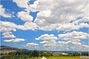 Небето над Крумовград