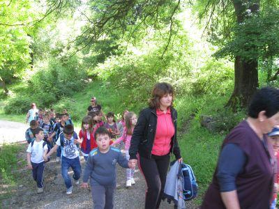 """Децата ОДЗ """"М.Палаузов"""" в Крумовград, направиха пътешествие"""