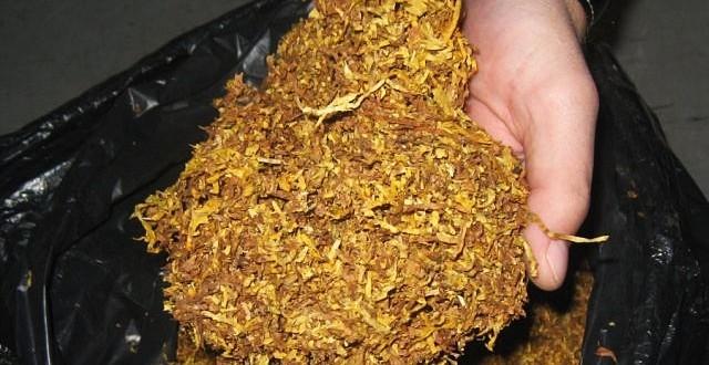 Иззеха нелегален тютюн в Гулийка