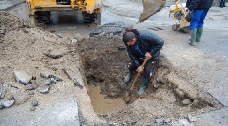 Авария остави Квартали в Крумовград без вода за почти денонощие