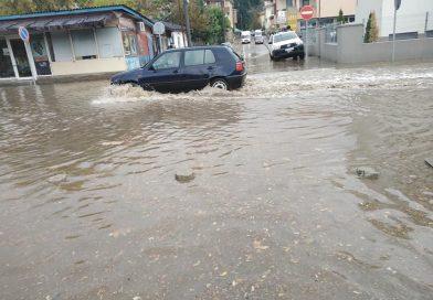 Наводнение в Крумовград