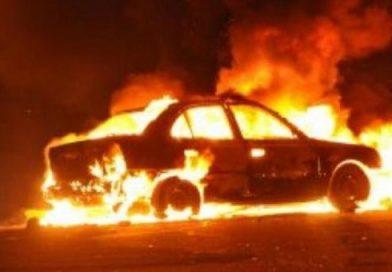 Кола изгоря в село Джанка ,няма данни за умишлен палеж