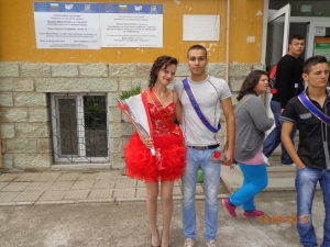 Абитуриенти крумовград 2013