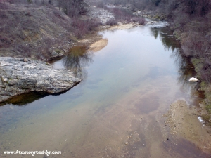 Река до Крумовград
