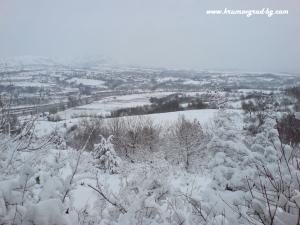 Крумовград зима 25