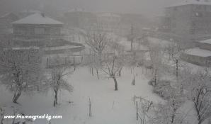 Зимни пейзажи. в Крумовградско !
